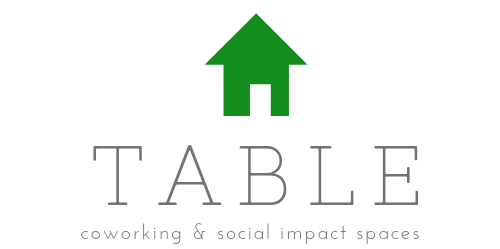 Table Coworking and Social Impact Spaces